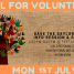 Call for Volunteers Banner Image