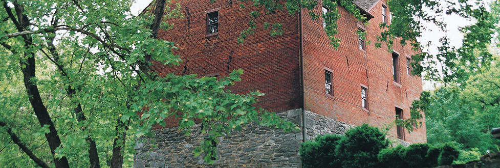 Pry Mill in Keedysville