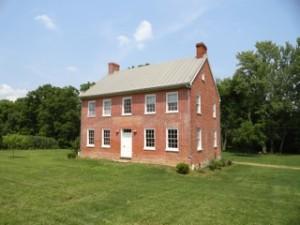 Seibert - Fernsler House circa 1790-1810, Black Rock, Hagerstown, MD