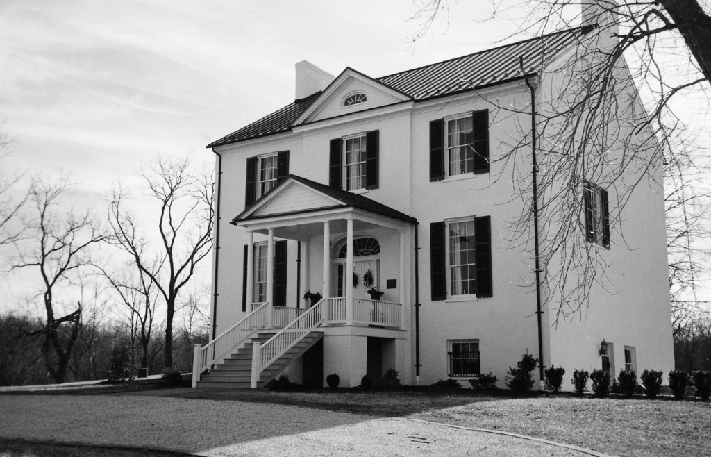 Architectural and Historic Homes of Washington County, Maryland, Woburn Manor