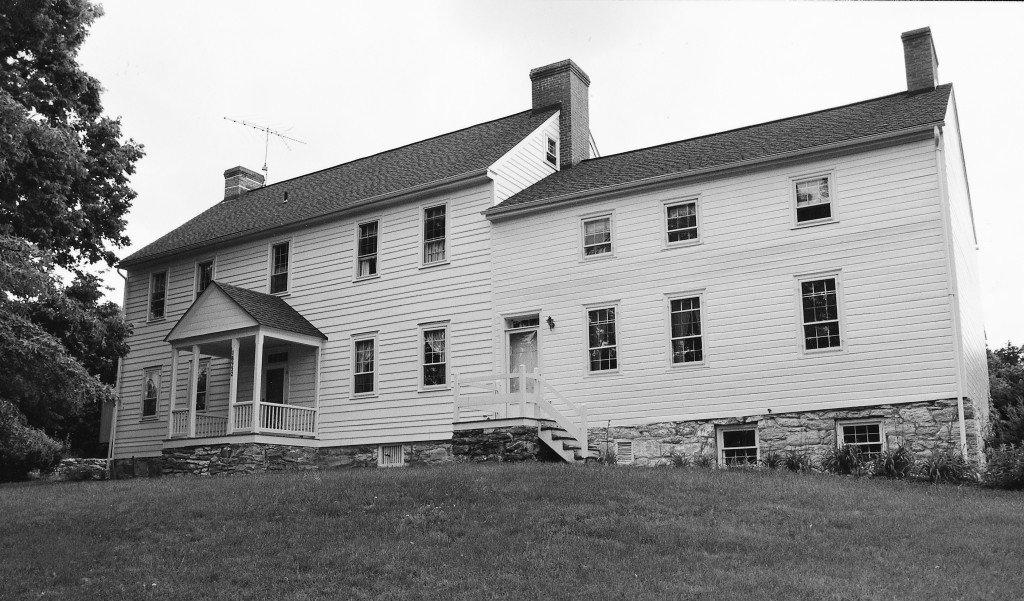 Hitt Cost House circa 1790 nr Keedysville, MD
