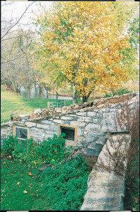 Lantz-Ziegler Farm, view toward Antietam Creek