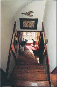 Greystone Farm, stairs