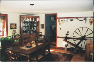 Greystone Farm, kitchen