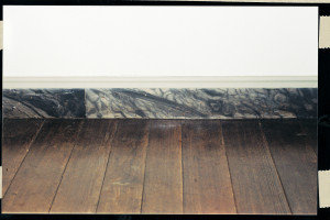 Ferry Hill, marbled baseboard