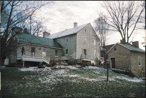The Jacob Hess House, Keedysville