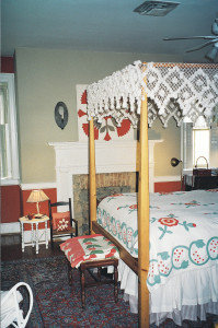 Stonemont, bedroom