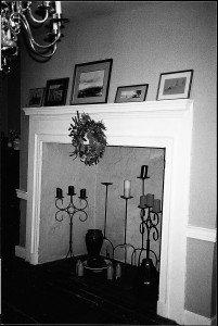Lantz-Zeigler Fireplace