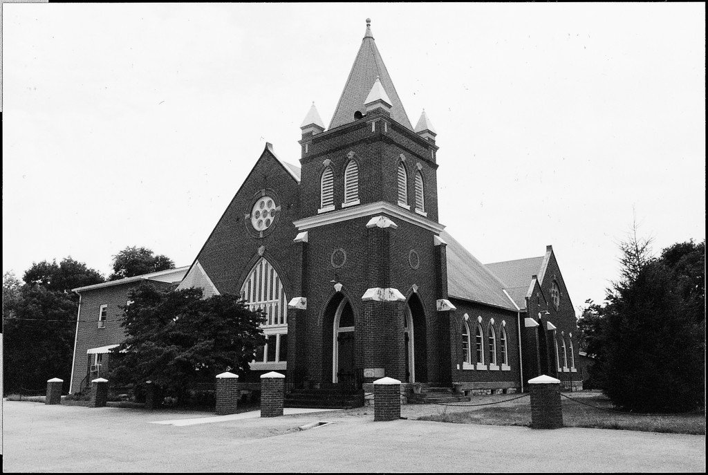 Beaver Creek Christian Church, 1903
