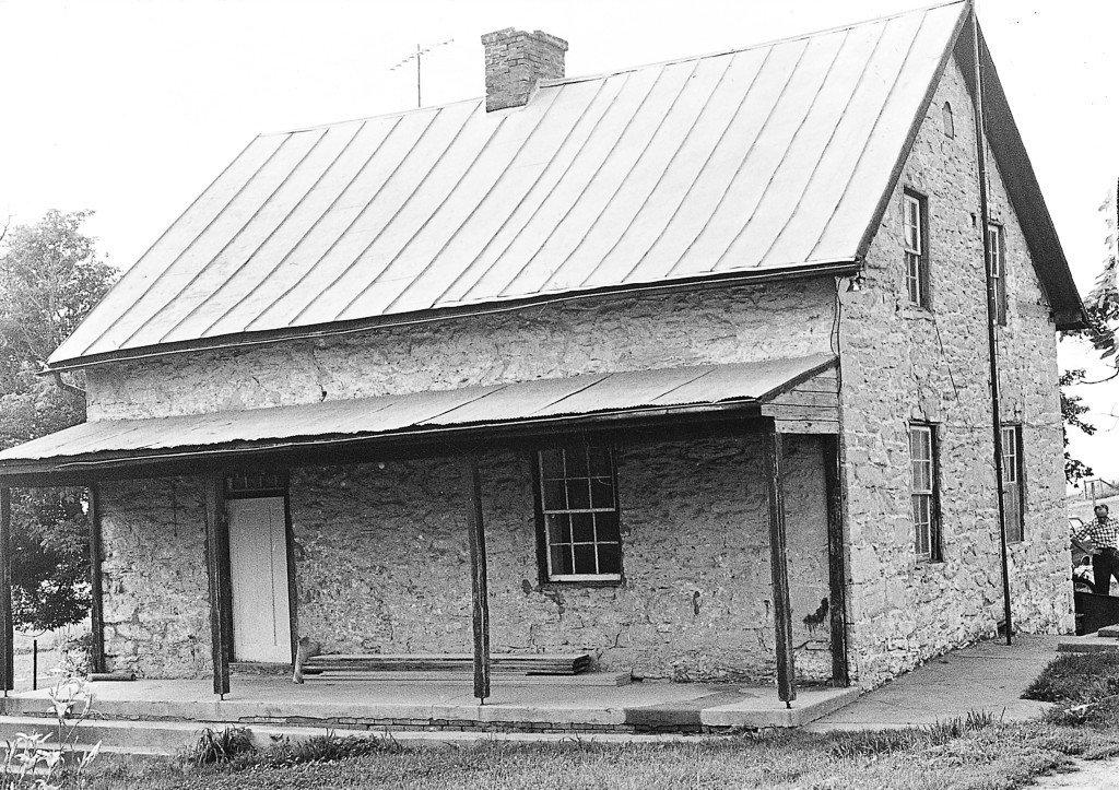 Kammerer House, 1774