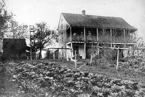 Kennedy Farm, undated early photo