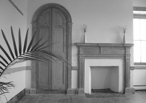Ashton Hall Fireplace and Arch Cupboard
