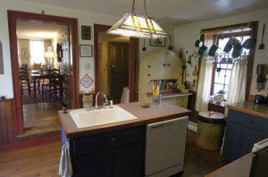 Jacob Hess House, Kitchen