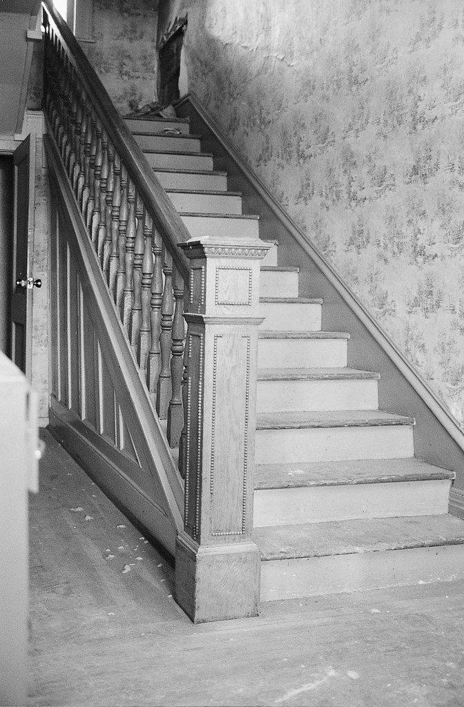 John Hogg staircase