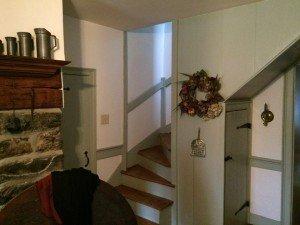 Keedy House Stair