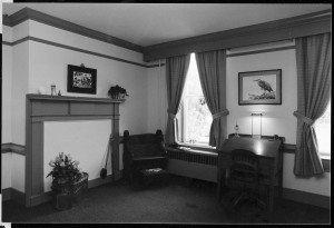 Rose of Sharon Haven, living room