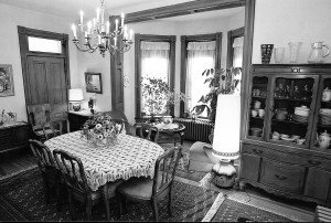 Stover's Manse, Dining Room