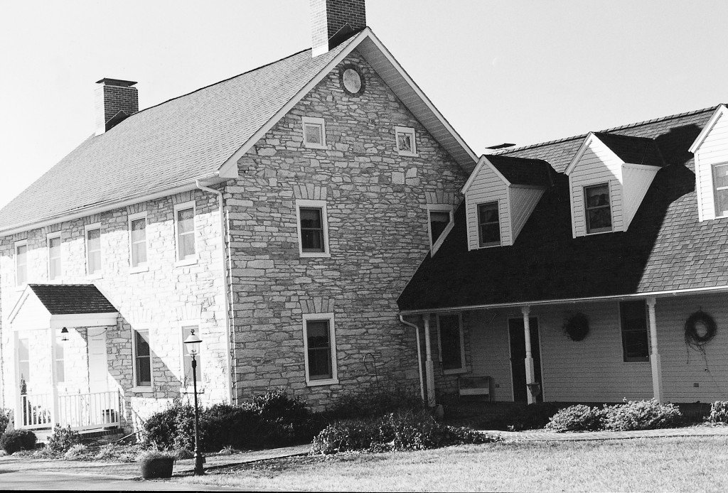 Christian Newcomer House, circa 1795, Beaver Creek, MD