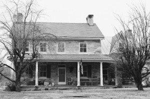Scratch Ankle Farm, circa 1810-1820, Beaver Creek, MD