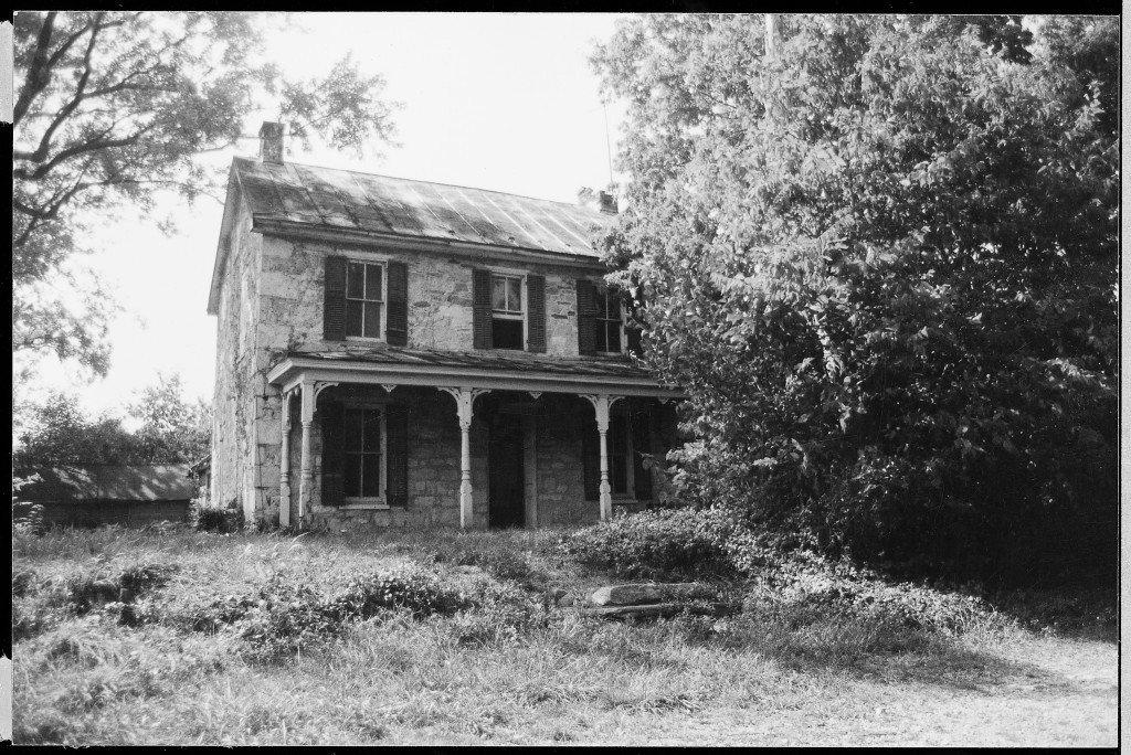 Foultz House, circa 1820-1835