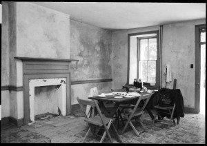 Foultz House, Interior