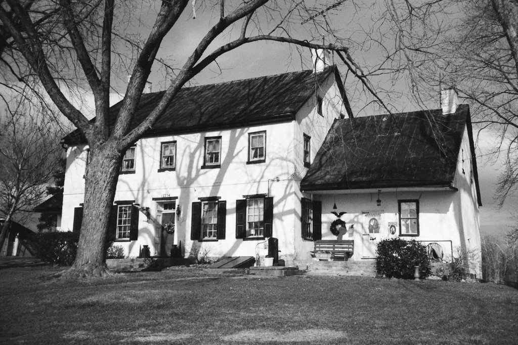 Glendale Farm, 1780, Rench Road south of Hagerstown, MD