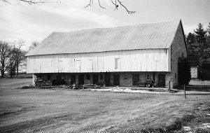Glendale Farm, stone barn