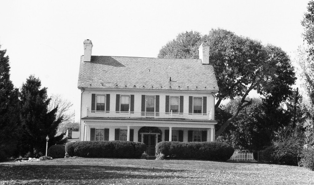 Ravenswood, 1784-1800, near Funkstown, MD
