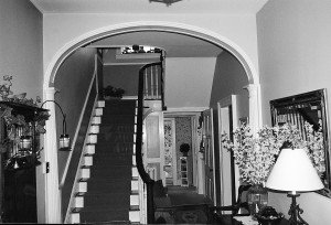 Ravenswood, staircase