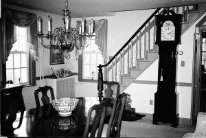 Johnsons Island, Dining & staircase