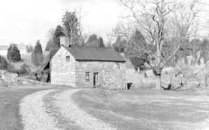 Roulette Farm, springhouse