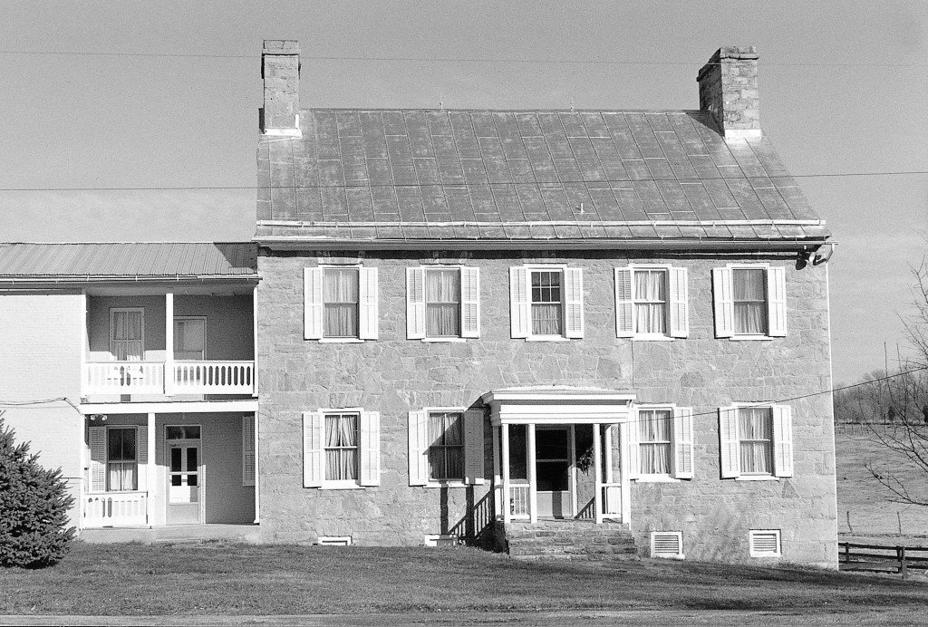 Kef-Poff Farm, circa 1802, north of Sharpsburg, MD