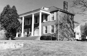 Ferry Hill Plantation House. Photo by Joe Crocetta/Herald-Mail Company