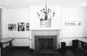 Ferry Hill, fireplace