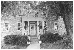 Greystone Farm, circa 1842, south of Sharpsburg, MD