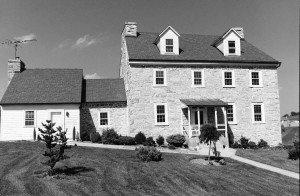 Eye Trap, circa 1792, west of Boonsboro, MD