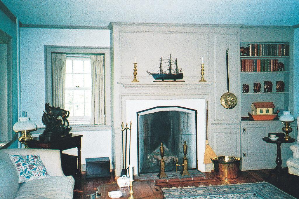 Rockledge, living room