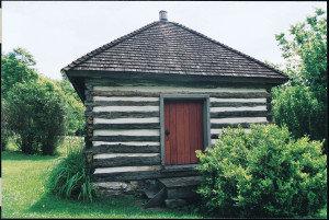 Hitt-Cost House, smokehouse