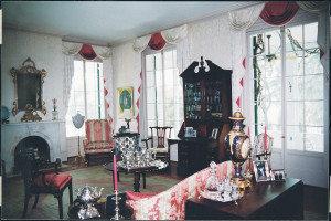 Bai-Yuka, living room