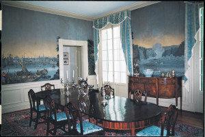 Bai-Yuka, Dining room