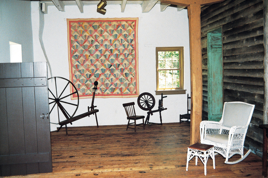 Pry Mill Interior