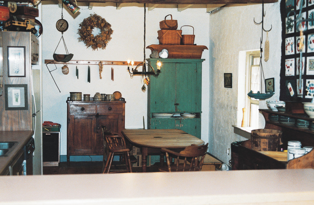 Pry Mill Kitchen
