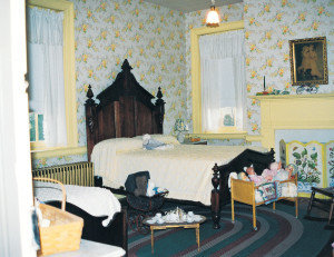Miller's Tavern, Victorian bedroom