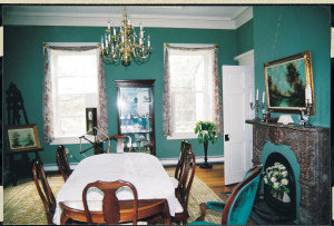 Rockland, dining room