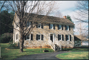 Rockledge, circa 1785, exterior