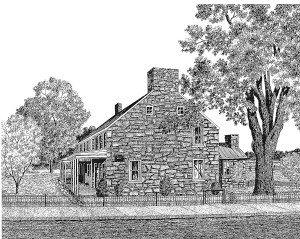 Jacob Hess House, Keedysville, MD