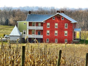 Elmwood Farm, 1858, Williamsport MD