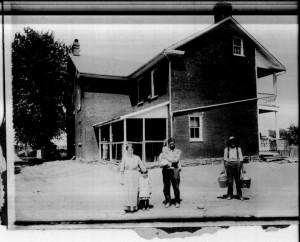 Elmwood, circa 1900