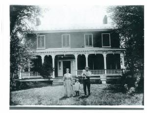 Elmwood Farm circa 1901