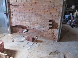 Restoration of Elmwood